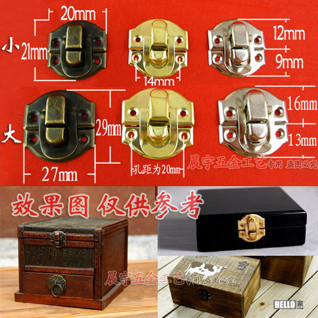Wholesale Hardware Accessories 2021mm Hinges for boxes Wine box