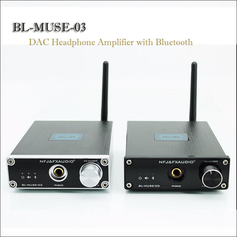 FX-Audio BL-MUSE-03 Home Bluetooth Amplifier Headphone Amp AK4452 USB DAC Audio Amplificador Portable Headphone Amplifier Hifi цена и фото