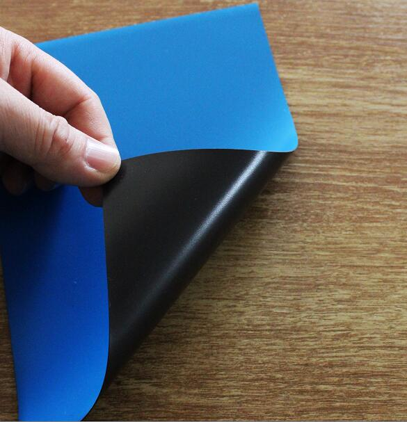 Size A5 0.5mm Single Side Blue Magnetic Sheet For Spellbinder Dies/Craft Thin And Flexible 1/3/5/10 You Choose Quantity
