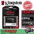 Kingston HyperX SSD Fury 256 ГБ hdd 240 ГБ SATA внешний жесткий диск дискотека duro экстерно ноутбук портативный твердый state disk