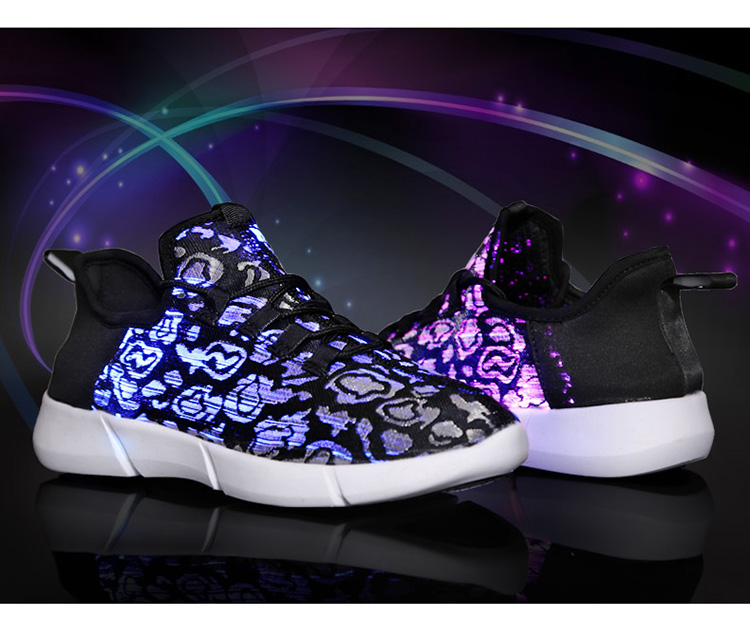 Iluminar Sapatos 11 Adolescente Girls & Boys