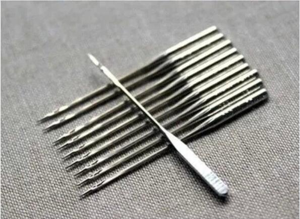 10pcs Household Sewing Machine Needles HA*1 20# For Singer