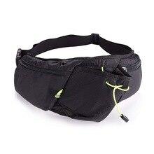 Jeebel Nylon Running Belt Waist Pack With Bottle Mens Phone Bag Women Jogging Sport Pouch Waterproof  for