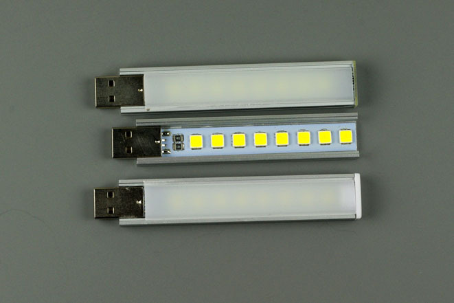 2014 New USB LED Lighting Slitless Lamp USB Table Lamp DIY 8 LED In USB  Gadgets From Computer U0026 Office On Aliexpress.com | Alibaba Group
