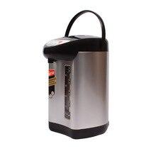 Термопот электрический чайник термос поттер сталь Salient 5.0л 750Вт