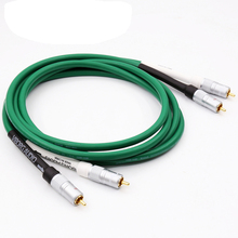 Фотография Viborg X1pair  High Quality HiFi Audio 2328 Pure Copper Extension RCA plug  RCA  interconnect  cable
