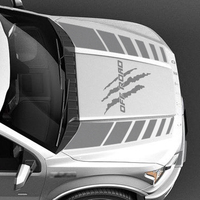 car sticker 3pc hood scoop claw scratches graphic vinyl car accessories decals graphic vinyl decals for FORD F150 2015 2018