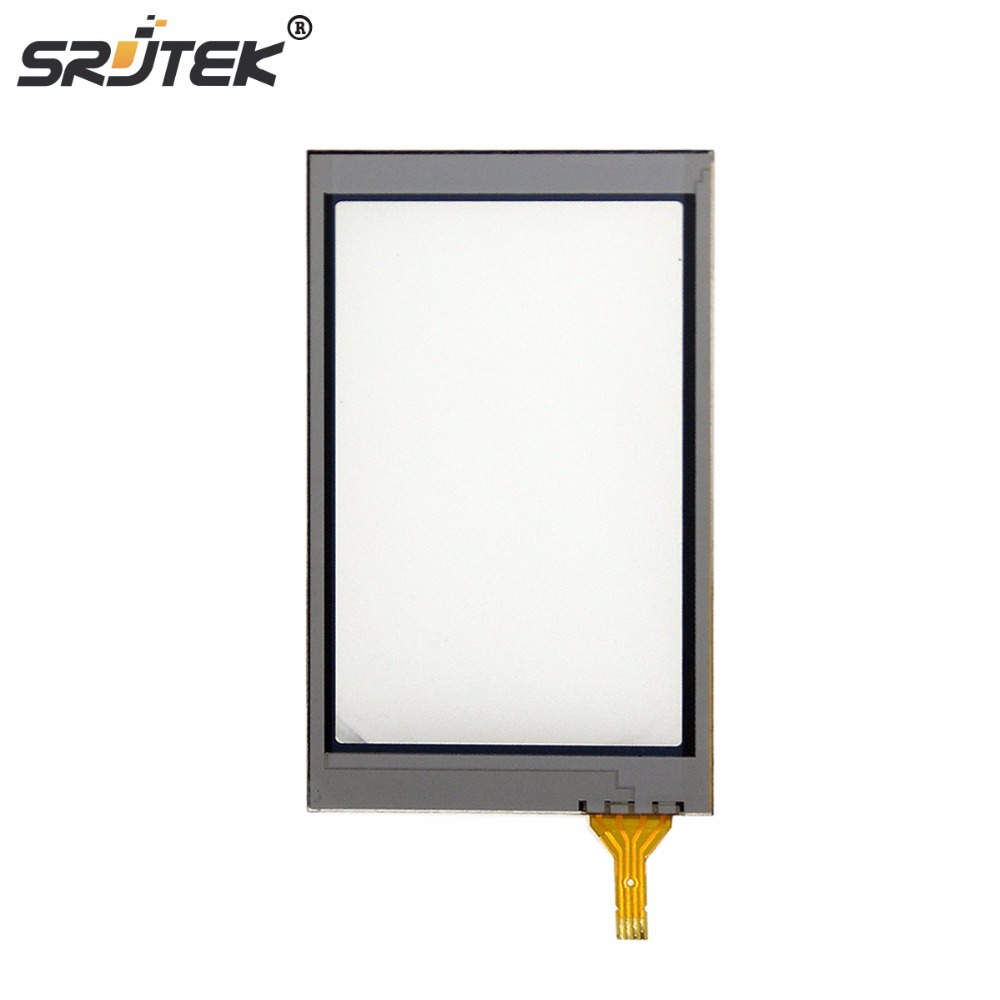 "Faithful Srjtek 4"" For Garmin Montana 600 6500 Screen Touch Panel Glass Digitizer Sensor Screen Replacement Parts Various Styles"