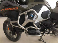 BUMPER UPPER CRASH BAR EXTENSIONS FOR BMW R1200GS ADVENTURE 2014 ON