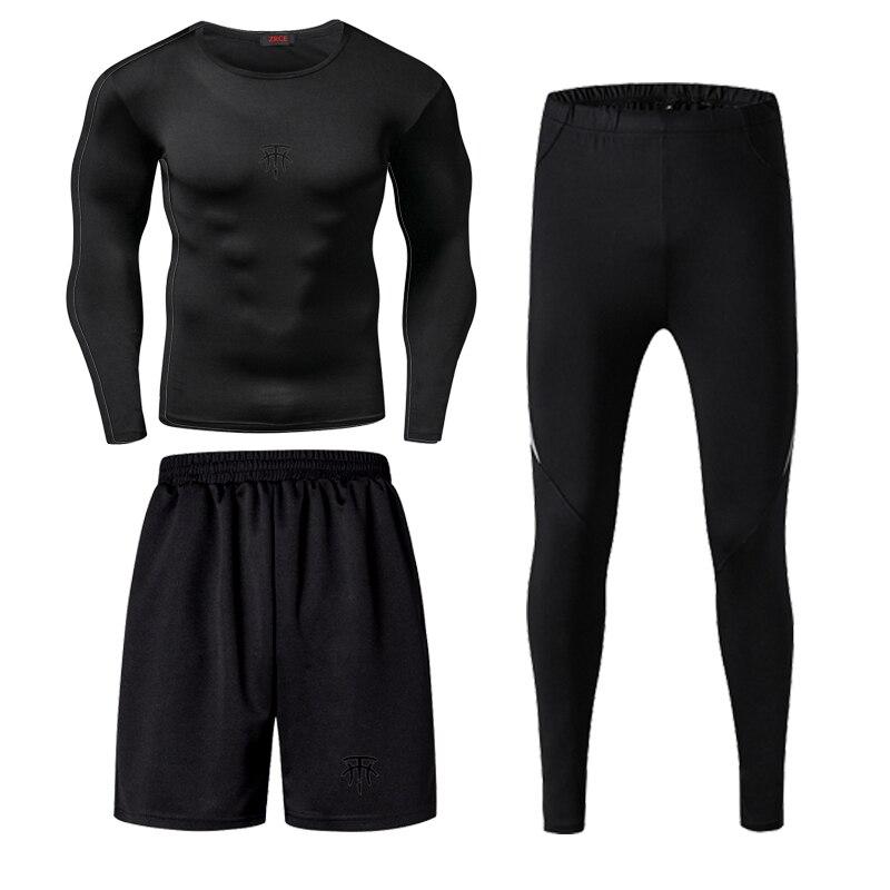 roupas ginásio compressão conjuntos