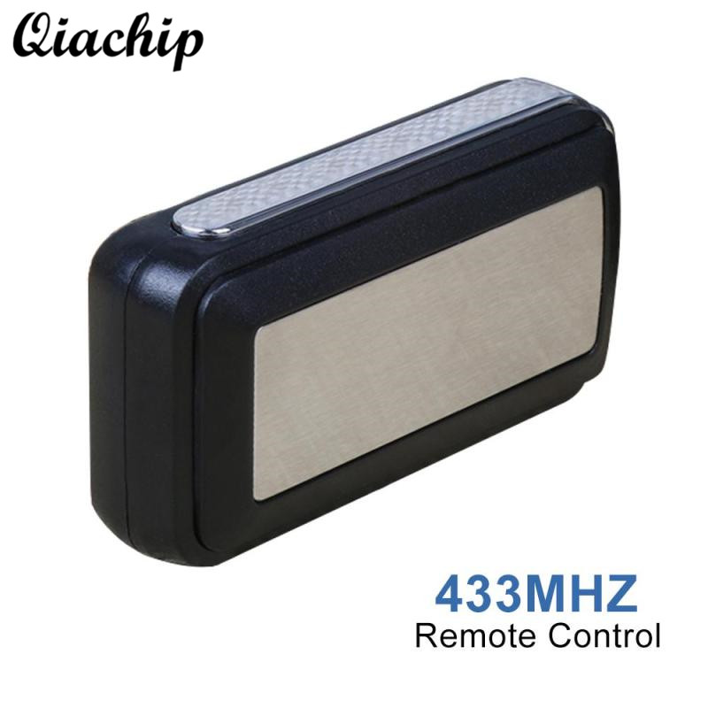 QIACHIP 433MHz DC 12V Remote Control Switch Copying Transmitter Duplicating Cloning For Garage Door Opener Key Fob With Battery шкаф виго