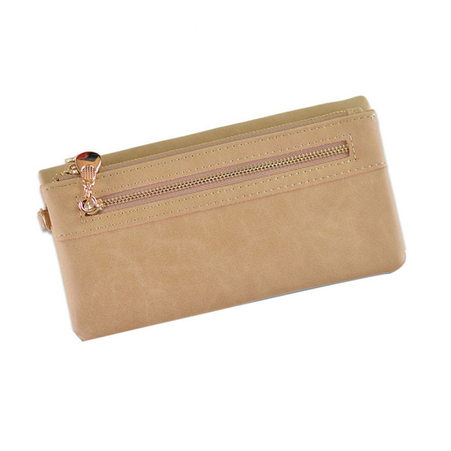 Female PU Leather Wallet