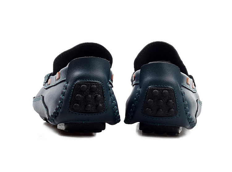 HN 1128 (17) Men`s Casual Loafers Shoe