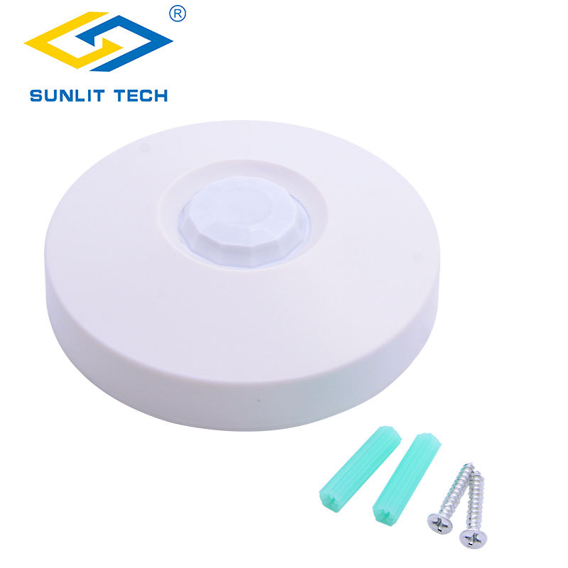 Image 2 - 1/2/3/4pcs Wireless Ceiling pir Sensor 360 Degree Detecting Ceiling Mounting 433MHz Indoor WIFI Motion Detector For Alarm SystemSensor & Detector   -