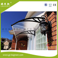 YP 80120 80x120cm 31.5x47in depth 80cm width 120cm clear/white/black sunshade awning canopy polycarbonate ,polycarbonate awning