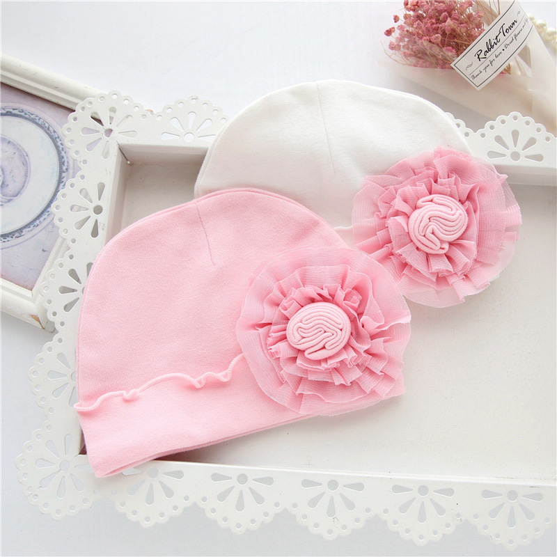1PC Kids Toys Baby Girl Birthday Party Hat Toddler Flower Hat Princess Prince Crown  Glitter Party Cartoon Hats Spring Autumn