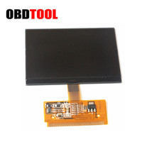 New Hotsale LCD Display for Audi A6/A3/A4 Instrument LCD A3/A6 /A4 LCD Display Auto Repaire Tool JC20