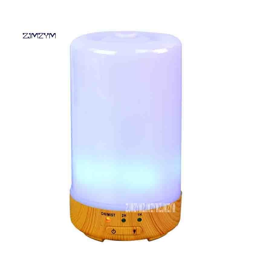 Новое поступление Творческий Дом Ультразвуковой Арома лампы ad-608-25 Спальня аромат мини-машина ароматерапия 24 В 10 Вт 120 мл 1/2 часа времени