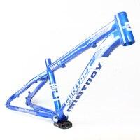 new 2019 Aluminium alloy 20 inch kids bike frame Mountain Bike Frame mtb Bicycle Frame bmx bicycle parts 20er frame