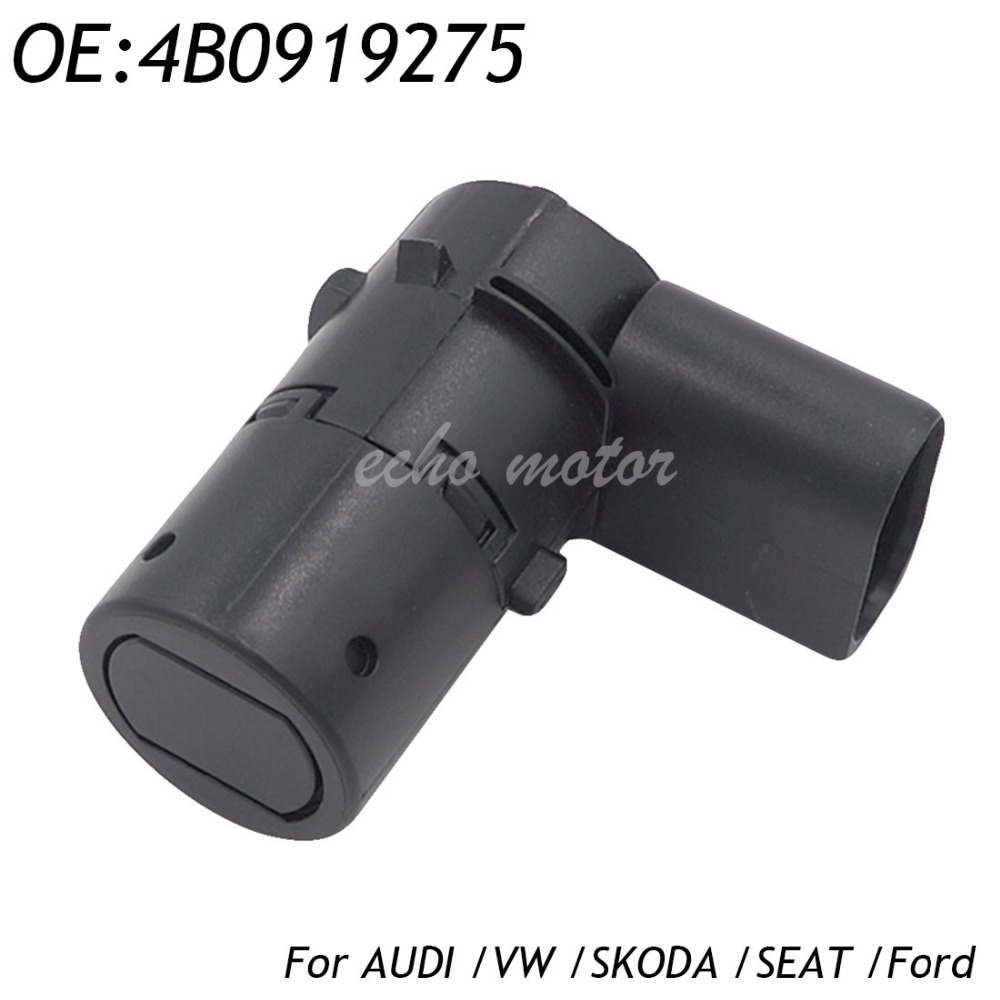 Ny parkering fjernkontrollsensor 3-pin PDC for AUDI / VW / SKODA / SEAT / Ford 4B0919275 4B0919275A 7M3919275A