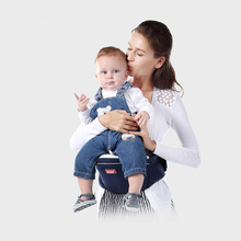 SUNVENO New Design Kangaroo Hipseat Carrier Infant Baby Carrier Kids Infant Hip Seat Carrier for Carring Baby Home Shopping