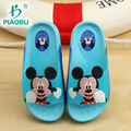 2016 new arrival 3D cartoon fashion character children beach slipper,baby sandal for summer and spring,kids boy girl shoes