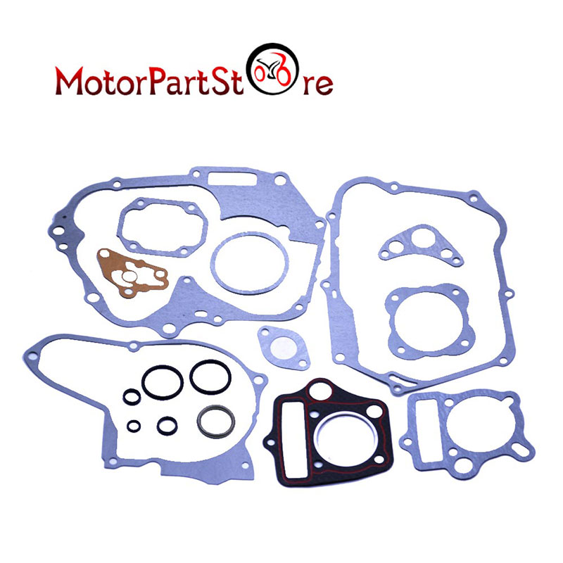 50 70 90 110 125cc Engine Gaskets Set with Oil Seals Honda Chinese Pit Dirt Bike @15