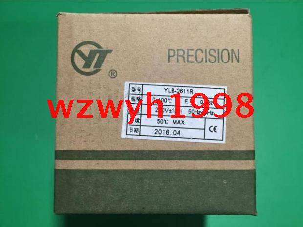 AISET Genuine Yatai YLB-2000 temperature controller YLB-2611R temperature controller YLB2000 oven temperature control genuine shanghai yatai xmt 3000 xmtg 3412 xmtg 3412 n temperature controller