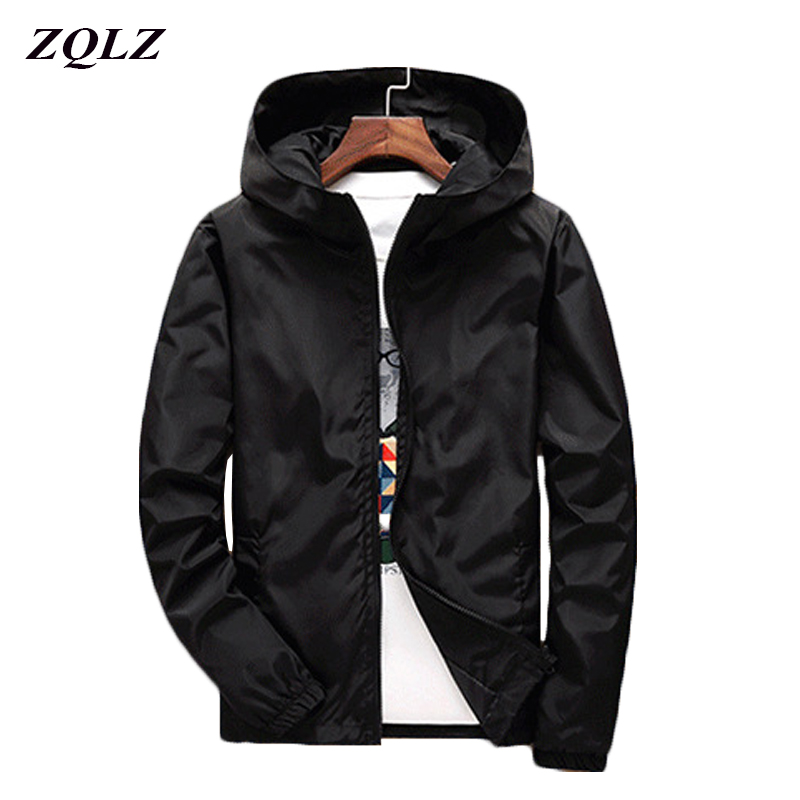 Zqlz Plus Size 7xl Women Windbreaker   Jacket   Women Multicolor Patchwork Hooded   Jacket     Basic     Jackets   Color Block Coats Female