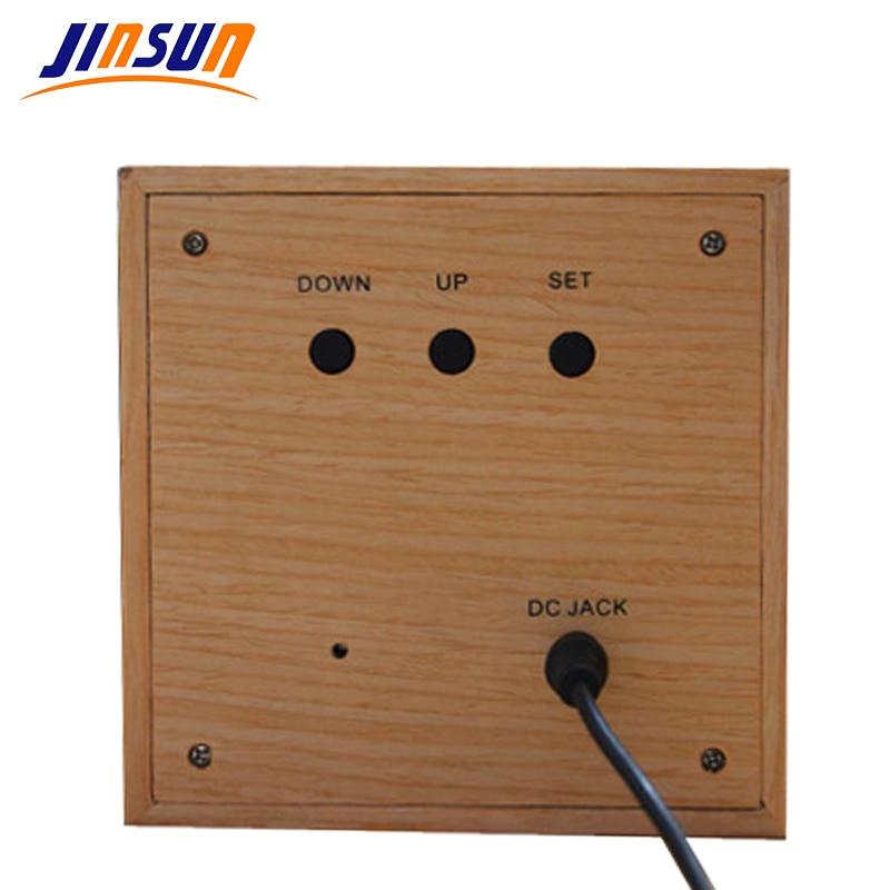 JINSUN Upgrade LED-display Wekker, elektronisch of - Huisdecoratie - Foto 3
