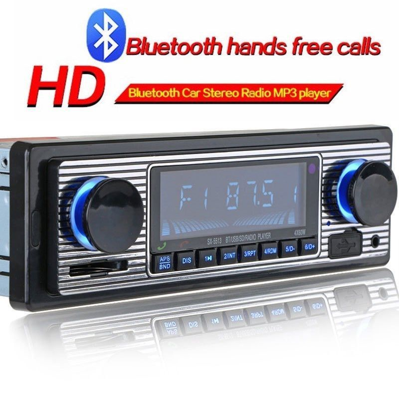 AUX MP3 U-disk Plug-in 4
