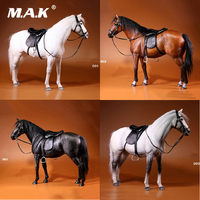 For Collection 1/6 Germany Hannover Hanoverian 002 Horse Model Collection Horse Figure model for 12 Action Figure