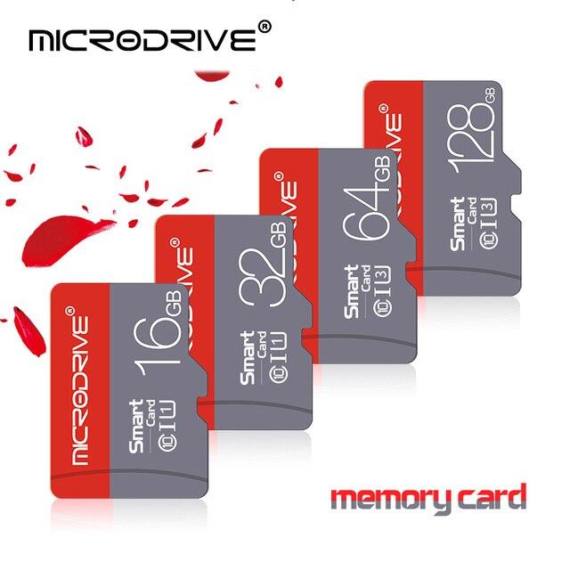 Free SD Adapter Class 10 Micro SD Card 4GB 8GB 16GB 32GB 64GB Flash usb pen drive Memory Card microsd TF Card 5