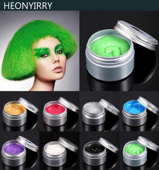 Hair Styling Coloring Paste