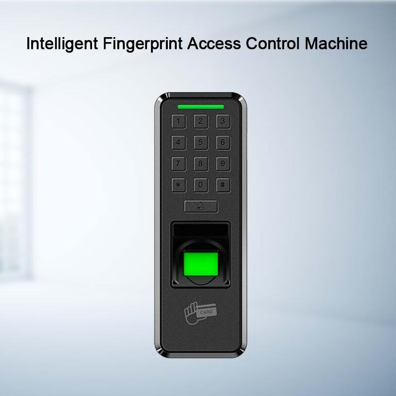 Eseye fingerprint controle de acesso digital comparecimento do tempo da impressão digital scanner fechadura da porta gravador empregado para escritório