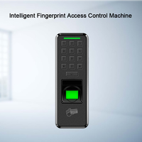 Eseye Fingerprint Access control Digital Time Attendance Fingerprint Scanner Door Lock Recorder Employee For Office
