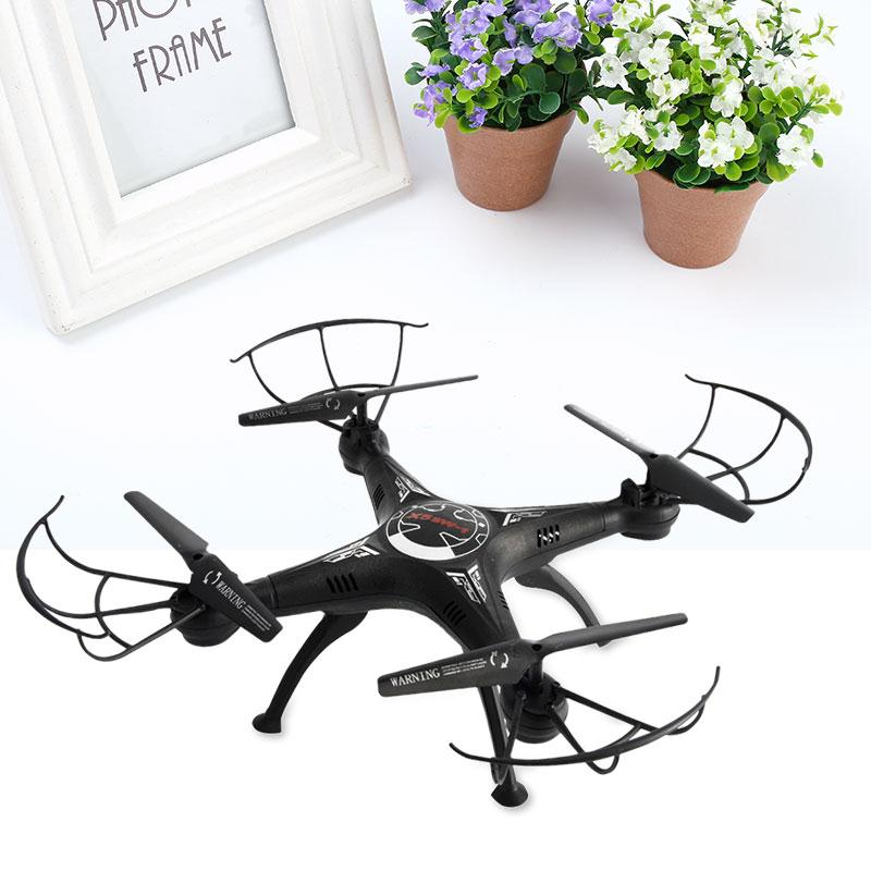 High Quality 4-Axis Quadcopter Drone 2.4Ghz headless Wifi Wireless Remote Control Helicopter contain Light Drone UAV