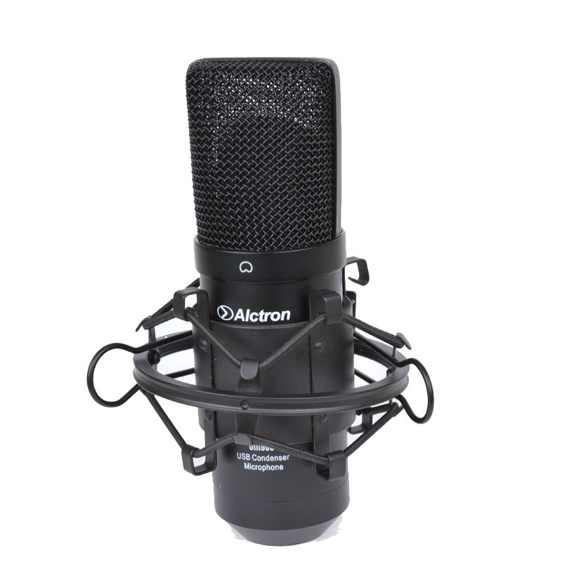 Alctron UM900 Professional recording microphone Pro USB Condenser Microphone Studio computer microphone superlux ecm999 ecm 999 highly reliable professional measument microphone condenser testing microphone