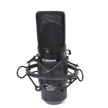 Alctron um900 micrófono profesional micrófono de la computadora del micrófono de condensador de estudio de grabación profesional