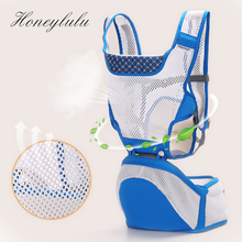 Honeylulu 3 in 1 Breathable Ergonomic Baby Carrier Sling For Newborns Kangaroo Storage Backpack Ergoryukzak Hipsit