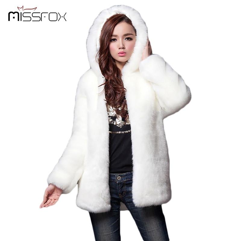 Popular Fur Coat White-Buy Cheap Fur Coat White lots from China ...