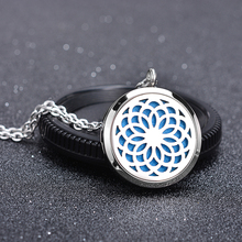 Dream Catcher Sunflower Pendant Aromatherapy