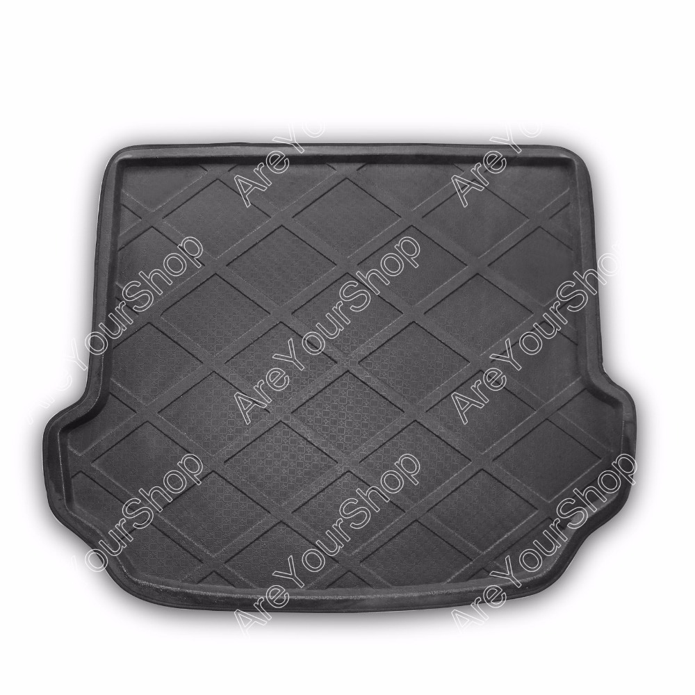 Areyourshop Car Auto Cargo Mat Boot Liner Tray Rear Trunk