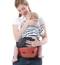 2019 nowe Baby Carrier trzymaj pas biodrowy Baby Hipseat dzieci niemowląt Baby hip Seat szelki siedzenia dla niemowląt tanie tanio Backpacks Carriers 7-9 months 10-12 months 13-18 months 4-6 months Z boku z przodu twarzą w twarz przód Carry Patchwork