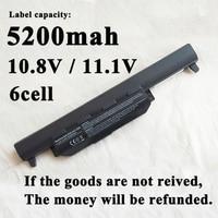 New Battery for ASUS X75A U57VD X55VD X75VB A45V A45D A45N A55A A55D A55N A55V A75A A75D A75V K45D K45N K45V K55A|Laptop Batteries|   -