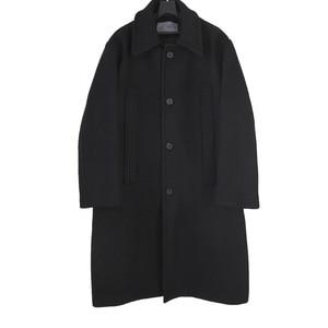 Image 5 - Casual Koreanische Stil Männer Wolle Mischung Mantel Lange Kaschmir Jacke Einreiher Herren Mäntel