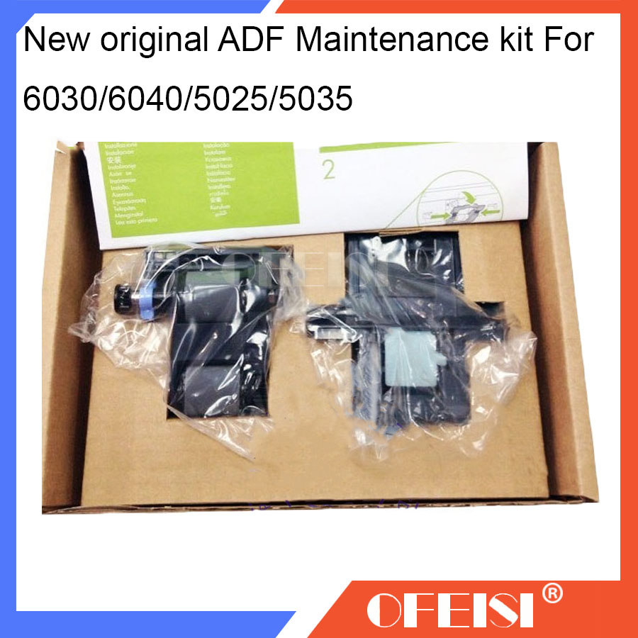 New original ADF Maintenance kit Pick up roller Q3938-67969 CE487A Q7842A Q7842-67902 For HP M5025 M5035 CM6040 CM6030 series genuine new ce248 67901 adf maintenance kit for hp cm4540mfp ent m4555mfp