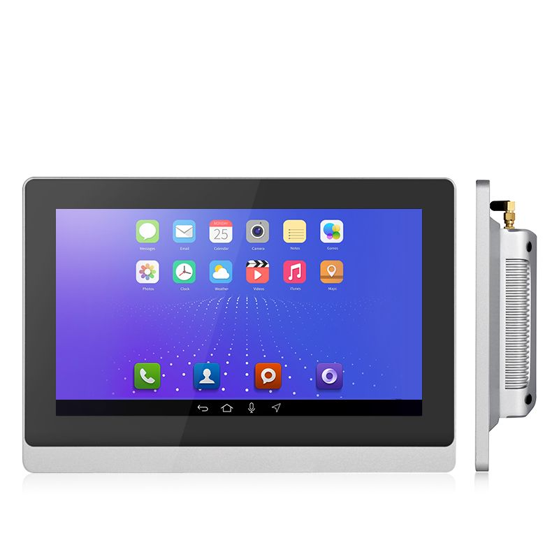 17.3 Inch FHD Widescreen All In One Panel Industrial Touchscreen PC Industrial Computer