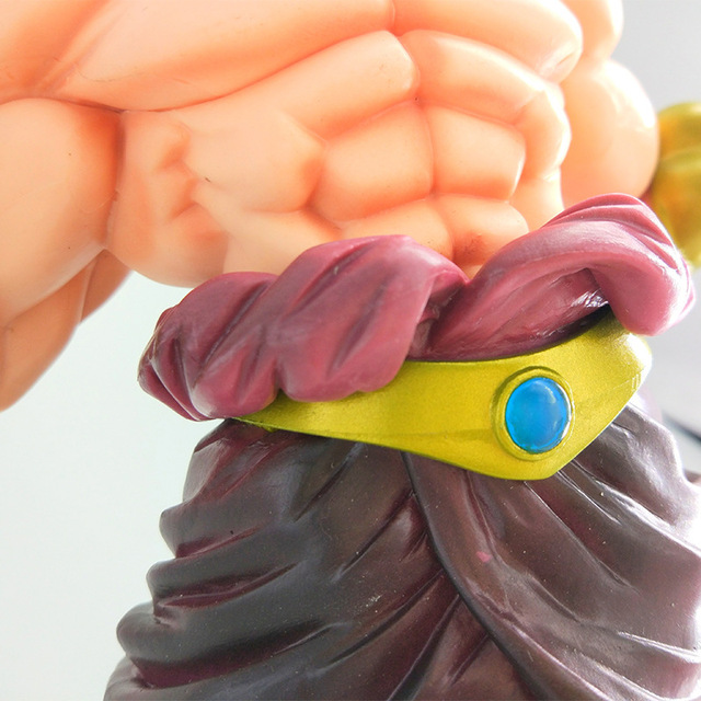 Dragon Ball Broly Figura de Acción