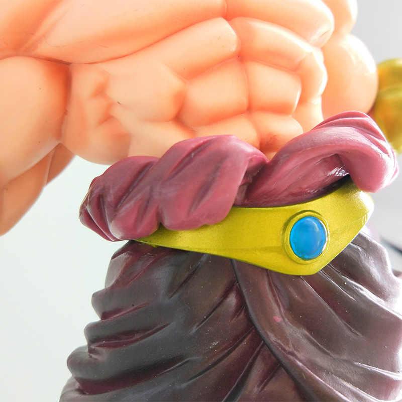 Brolly Dragon Ball Anime Japonês Figuras Kakarotto Vegeta Figuras de Brinquedo de Ação Pvc Coleção Modelo Para Melhores Presentes de aniversário